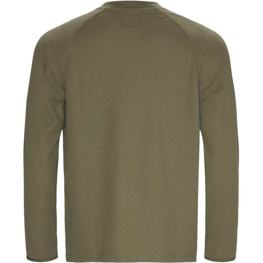 L/S LEEWARD I025152 - L/S Leeward - T-shirts - Regular - ROVER GREEN - 2